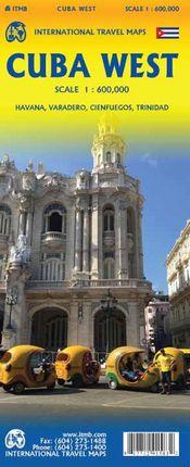 CUBA WEST 1:600.000 -ITMB