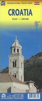 CROATIA 1:280.000 -ITMB