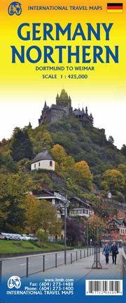 GERMANY NORTHERN 1:425.000 -ITMB