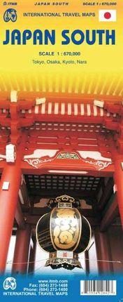 JAPAN SOUTH 1:670.000 -ITMB