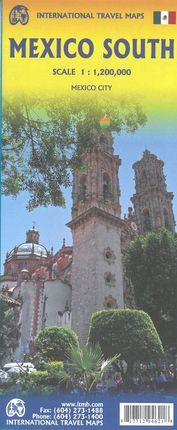 MEXICO SOUTH 1:1.200.000 -ITMB