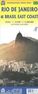 RIO DE JANEIRO 1:12.9000 BRASIL EAST COAST 1:2.200.000 ITMB