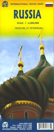 RUSSIA [1:3.200.000 (WEST)] / [1:6.300.000 (EAST)] -ITMB