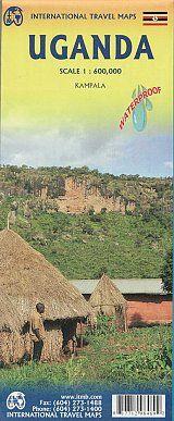 UGANDA 1:600.000 -ITMB
