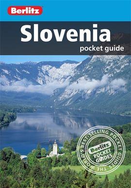 SLOVENIA [ENG] -POCKET GUIDE BERLITZ