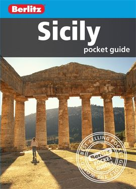 SICILY POCKET GUIDE -BERLITZ