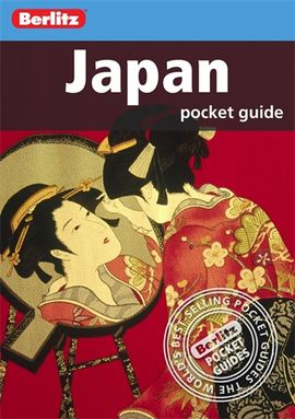 JAPAN POCKET GUIDE -BERLITZ