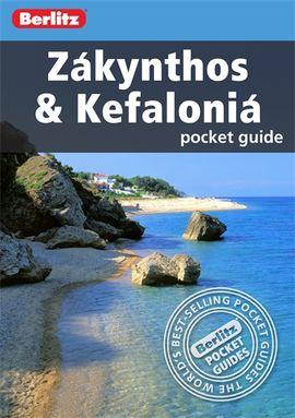 ZAKYNTHOS & KEFALONIA. POCKET GUIDE -BERLITZ
