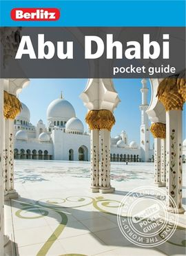 ABU DHABI. POCKET GUIDE -BERLITZ