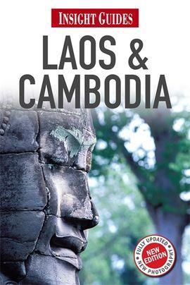 LAOS & CAMBODIA -INSIGHT GUIDE