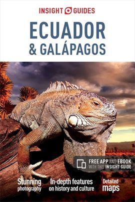 ECUADOR & GALAPAGOS -INSIGHT GUIDES