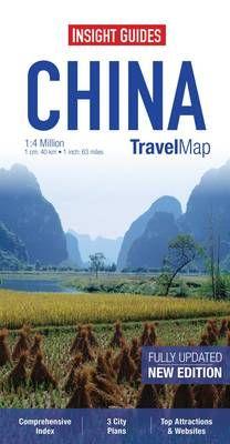 CHINA 1:4.000.000 - INSIGHT TRAVEL MAP