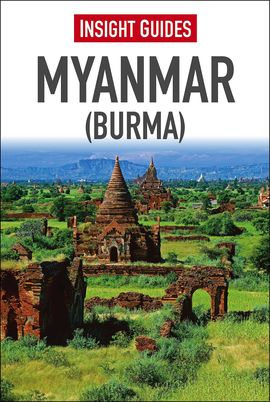 MYANMAR (BURMA) -INSIGHT GUIDES