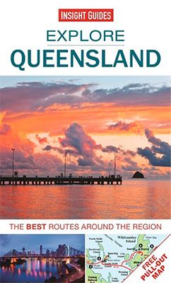 QUEENSLAND -EXPLORE INSIGHT GUIDES