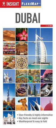 DUBAI 1:100.000 -FLEXI MAP