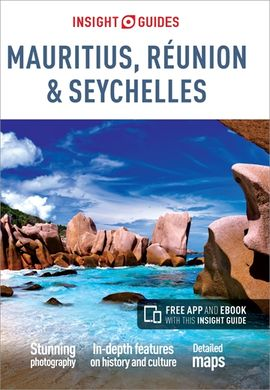 MAURITIUS, REUNION & SEYCHELLES -INSIGHT GUIDES