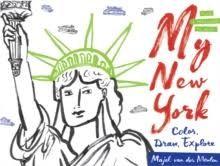 MY NEW YORK (COLOUR, DRAW, EXPLORE)