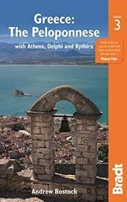 GREECE: THE PELOPONNESE -BRADT