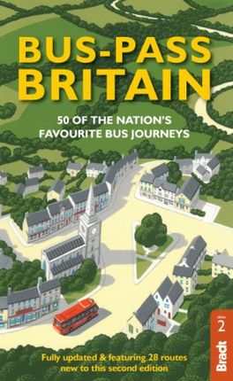 BUS-PASS BRITAIN -BRADT ON BRITAIN -BRADT