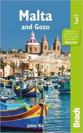 MALTA AND GOZO -BRADT