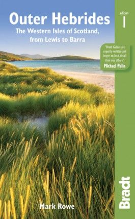 OUTER HEBRIDES. THE WESTERN ISLES OF SCOTLAND -BRADT