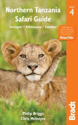 NORTHERN TANZANIA SAFARI GUIDE -BRADT