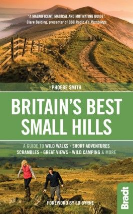 BRITAIN'S BEST SMALL HILLS -BRADT ON BRITAIN -BRADT