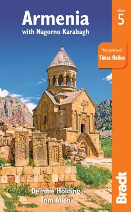 ARMENIA WITH NAGORNO KARABAGH -BRADT