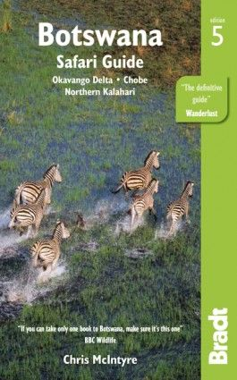 BOTSWANA SAFARI GUIDE -BRADT