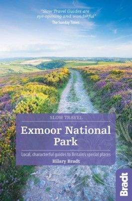 EXMOOR NATIONAL PARK -SLOW TRAVEL GUIDES -BRADT