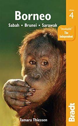 BORNEO. SABAH, BRUNEI, SARWAK -BRADT