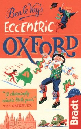 OXFORD -ECCENTRIC GUIDES -BRADT