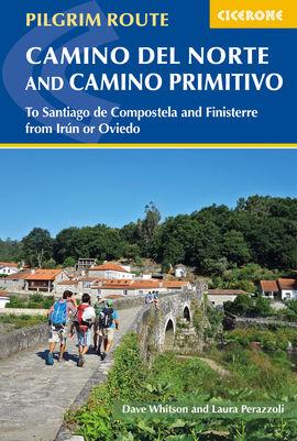 CAMINO DEL NORTE AND CAMINO PRIMITIVO, PILGRIM ROUTE -CICERONE