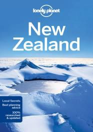 NEW ZEALAND -LONELY PLANET