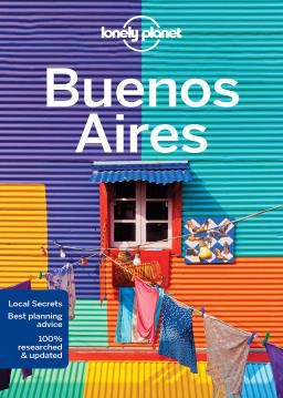 BUENOS AIRES -LONELY PLANET