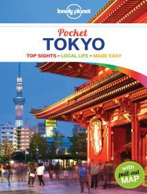 TOKYO. POCKET -LONELY PLANET