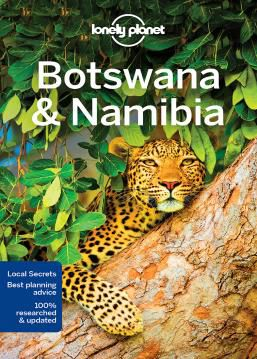 BOTSWANA & NAMIBIA -LONELY  PLANET