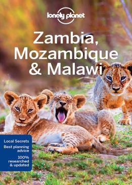 ZAMBIA, MOZAMBIQUE & MALAWI -LONELY PLANET