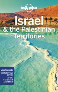 ISRAEL & PALESTINIAN TERRITORIES -LONELY PLANET