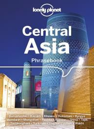 CENTRAL ASIA. PHRASEBOOK -LONELY PLANET