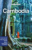 CAMBODIA -LONELY PLANET