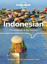 INDONESIAN. PHRASEBOOK & DICTIONARY -LONELY PLANET