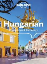 HUNGARIAN. PHRASEBOOK & DICTIONARY -LONELY PLANET