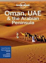 OMAN, UAE & ARABIAN PENINSULA -LONELY PLANET