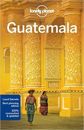 GUATEMALA -LONELY PLANET