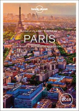 PARIS, THE BEST OF -LONELY PLANET