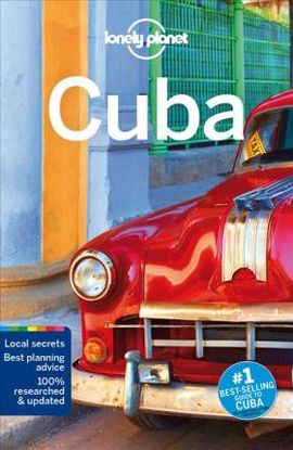 CUBA -LONELY  PLANET