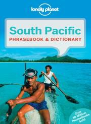SOUTH PACIFIC PHRASEBOOK -LONELY PLANET