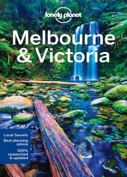MELBOURNE & VICTORIA -LONELY PLANET