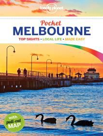 // POCKET MELBOURNE -LONELY PLANET
